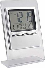 YANGTAO Alarm Clock Digital LCD Alarm Clock