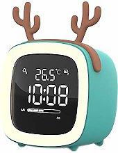 YANGTAO TV Night Lights Alarm Clock,