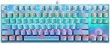 Yangxue Mechanical Gaming Keyboard RGB LED Rainbow