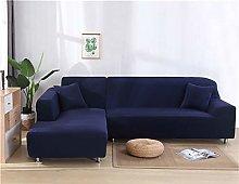 YANJHJY 1pcs Elastic Solid Color Spandex Sofa