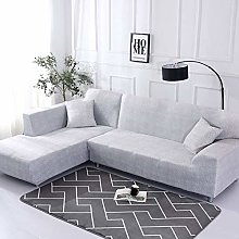 YANJHJY Sofa Cover Cotton Slipcover Elastic Couch