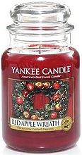 Yankee Candle Large Jar Candle &Ndash; Red Apple