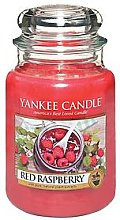 Yankee Candle Large Jar - Red Raspberry