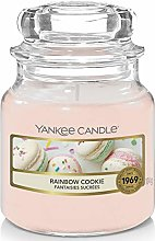 Yankee Candle Scented Candle | Rainbow Cookie