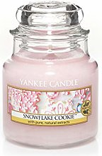 Yankee Candle Scented Candle | Snowflake Cookie