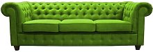 Yanley 3 Seater Chesterfield Sofa Rosalind Wheeler