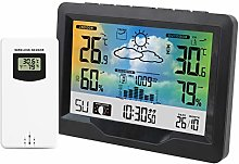 yanni Wireless Weather Station Meter LCD Digital