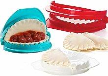 Yanoysg 3pcs Pastry Presser Set (3 Sizes),Manual