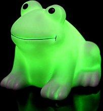 Yanqhua Night light Colorful LED Frog Night Light