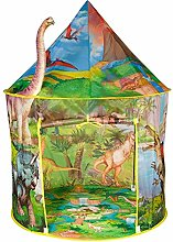 Yanqhua Play tent Dinosaur Play House tent for