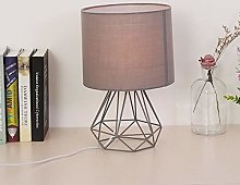 Yanqhua Table lamp Geometric Bracket Table Lamps