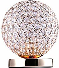 Yanqhua Table lamp Modern Crystal Table Lamps For