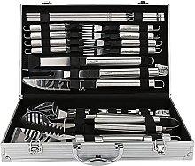 YANQIN Bbq Tools Set, 26 Pcs Bbq Grilling Tool Set