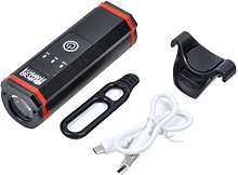 YANXIH Bike Lights Set, USB Rechargeable Bike