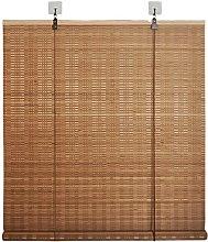 YAO YU Bamboo Curtain,Natural Carbonized Bamboo
