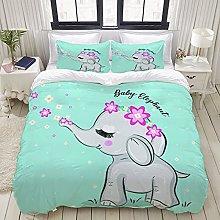 Yaoniii bedding - Duvet Cover Set, Cartoon Cute
