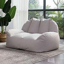 yaowen Bean Bag Chair Double Lazy Sofa Balcony