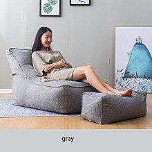 yaowen Bean Bag Lazy Sofa Small Apartment Single