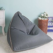 yaowen Bean Bag Sofa Lazy Sofa Single Bedroom Sofa