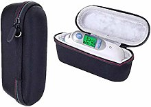yaowen Home Ear Thermometer Storage Bag, Portable