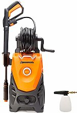 Yard Force Pressure Washer 150Bar/for intense
