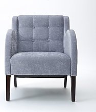 Yardley Lounge Chair Rosalind Wheeler Upholstery