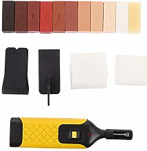Yardwe 16pcs Floor and Furniture Repair Kit
