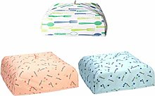 Yardwe 3pcs Food Cover Portable Insulated Food