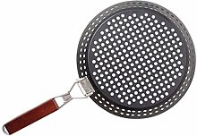 Yardwe Barbecue Nonstick Pan Grill Skillet Grill