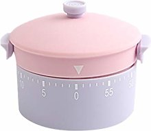Yardwe Kitchen Timer Cute Cookie Kitchen Timer