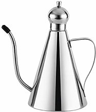 Yardwe Olive Oil Dispenser with Spout 1L Stainless