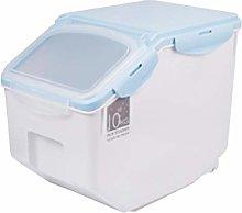 Yardwe Pet Food Storage Container Dog Cat Food