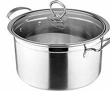 Yardwe Stainless Steel Steamer Pot Steaming
