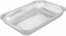 Yardwe Vegetable Fruit Wash Basket Stainless Steel