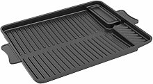 Yarnow Grill Griddle Pan Non Stick Burner Cookware
