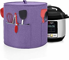 Yarwo Dust Cover Compatible with 5.7L Instant Pot,