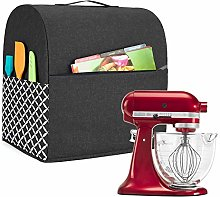 Yarwo Stand Mixer Cover Compatible with 4.5 qt and