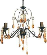 Yately 5-Light Candle Style Chandelier