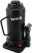 YATO Hydraulic Lifting Bottle Jack with Valve