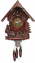 yaunli Cuckoo clock Home Kitchen Décor Wall Clock
