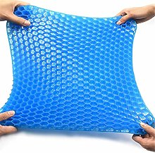 YAzNdom Gel Seat Cushion Breathable Gel Cushion