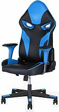 YAzNdom Pc Chair E-sports Chair Game Racing Swivel