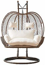 YB&GQ Hanging Hammock Chair Cushion,thicked Double