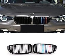 YBNB Front Grille, Fits 2013-2019 Model 3 Series