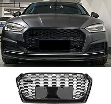 YBNB Front Grille, Fits 2017-2020 A5 Rs5 Bumper