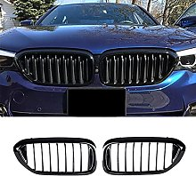 YBNB Front Grille, Fits 5 Series G30 G38 2018-2020