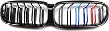 YBNB Front Grille, Fits 5 Series G30 G38 2020-2021
