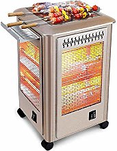 YBQ Multifunctional fireplace electric heater bar,