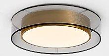 YBright 27W LED Ceiling Lights Modern Round 15.7