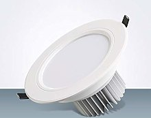YBright LED Recessed Ceiling Lamp 7W 4.7 Inch